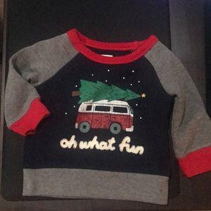 Gap sweatshirt 3-6 months